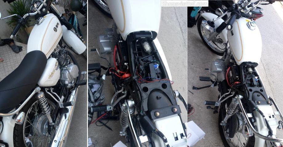 khoá chống trộm xe máy