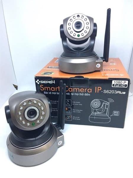 Camera IP Wifi Siepem S6203Y Plus HD chính hãng
