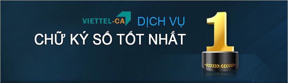 chữ ký số Viettel Phú Yên