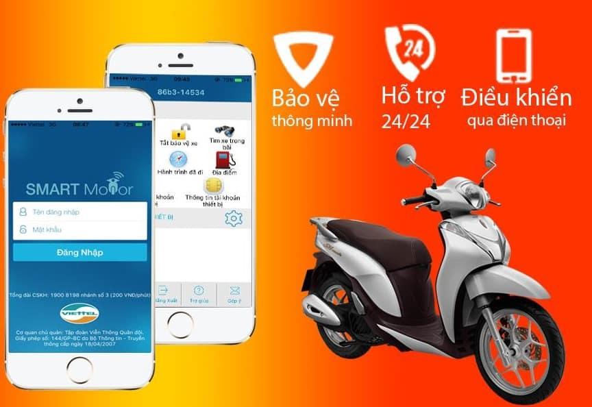 Lắp Smart Motor Quận Tân Phú