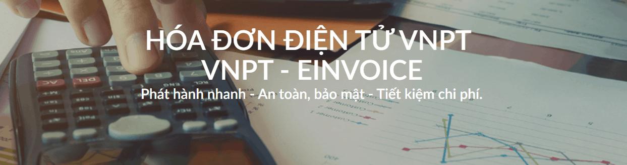 invoice VNPT