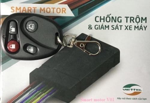 Smart Motor viettel V01