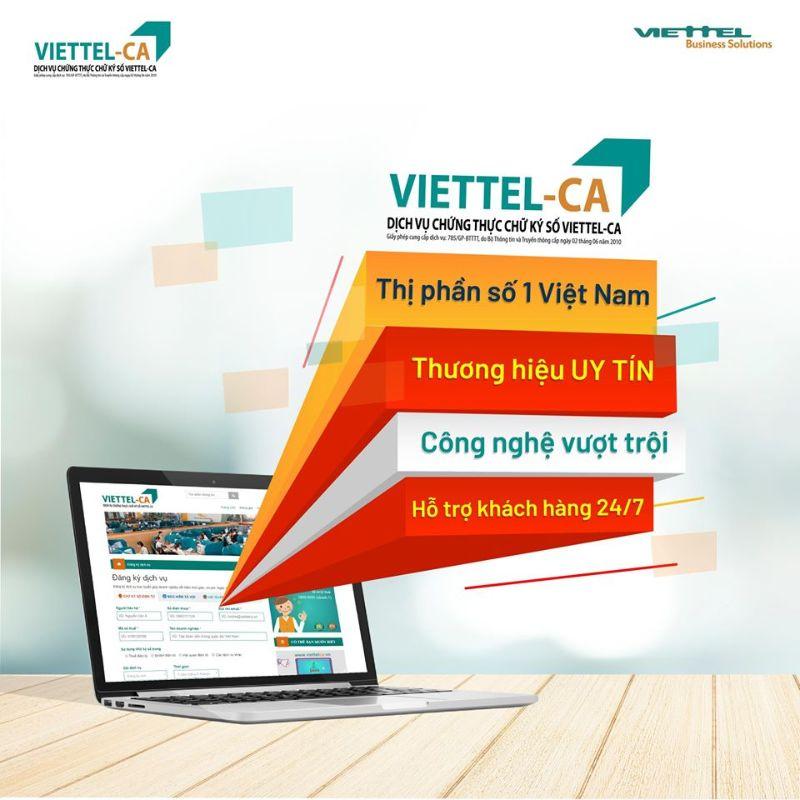 chữ ký số Viettel Sơn La