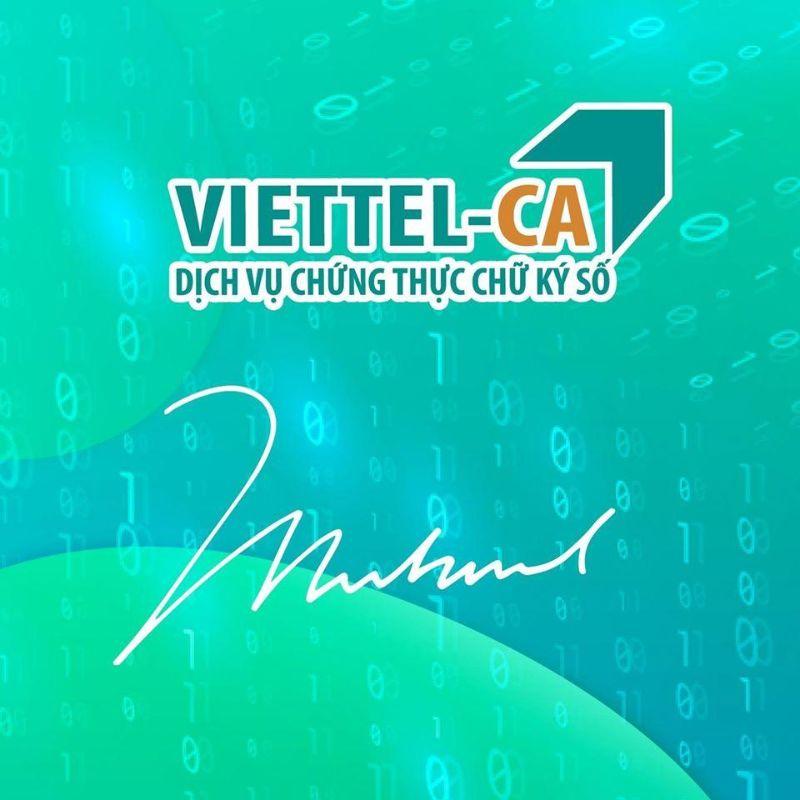 chữ ký số Viettel tại Tây Ninh