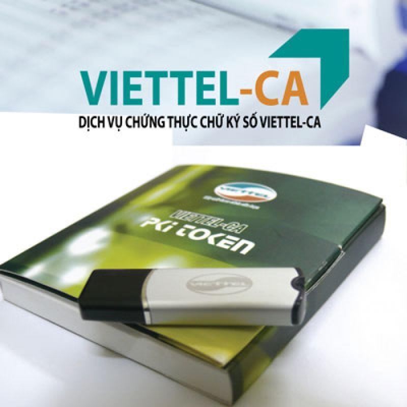 chữ ký số Viettel giá rẻ tại Tuyên Quang